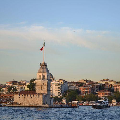 Kızkulesi Maiden Tower Istanbul - Bosphorus Istanbul