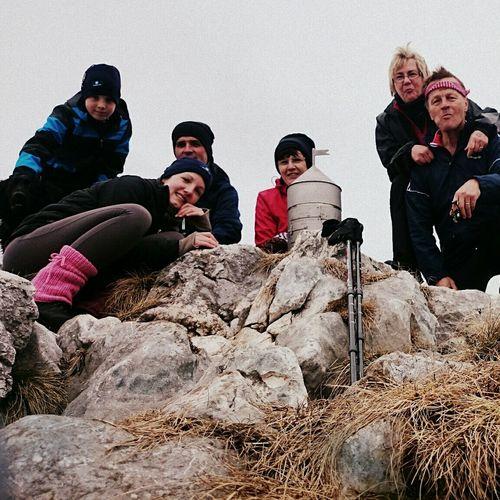 Family Love ♥ Lovelyday Mountainneering Mountain Ontopoftheworld :)