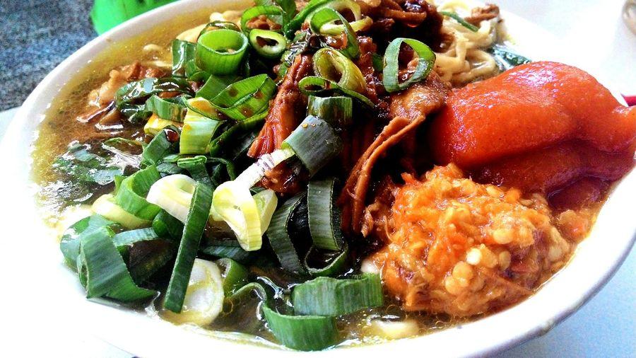 Named a Mie Ayam 👄 Kuliner Magelang Delicious Simple
