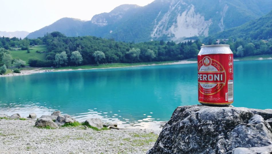 Water Mountain Lake Peronibeer Tenno Lake Beauty In Nature Nature Day Scenics Red Tree Landscape Outdoors Forest No People Sky
