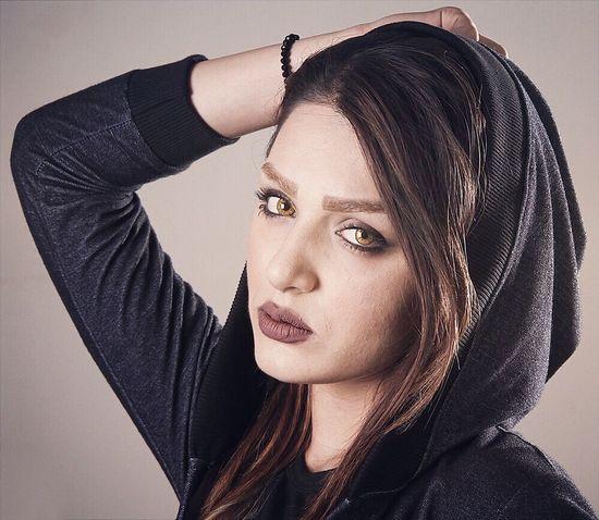 Portrait Fashion Beauty Long Hair Casual Clothing Studio Shot Young Women