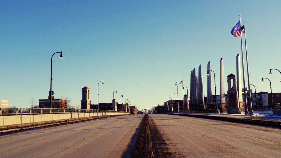 QVHoughPhoto FujiFilmX100 Fargo Northdakota Mainavenue Cityscapes Street Urban1