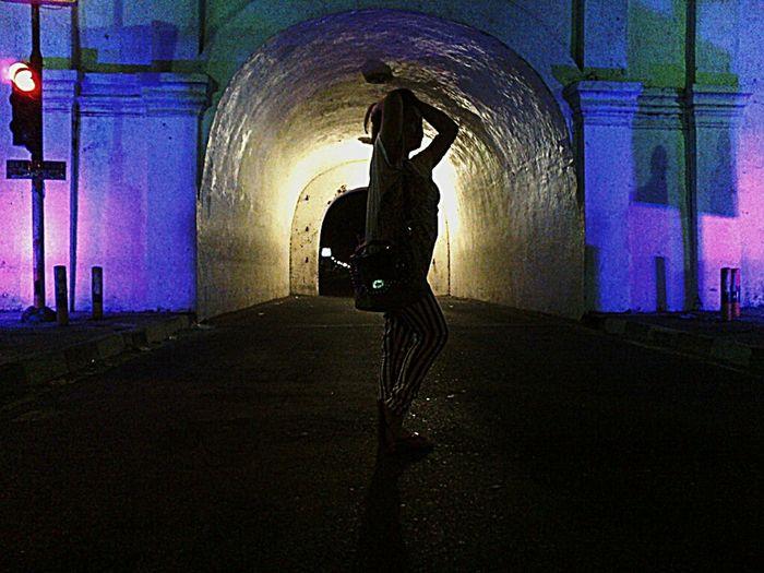 Me, My Self And I Jogja Jogjakarta JogjaTour Midnite Heritage Traficlight Traveling