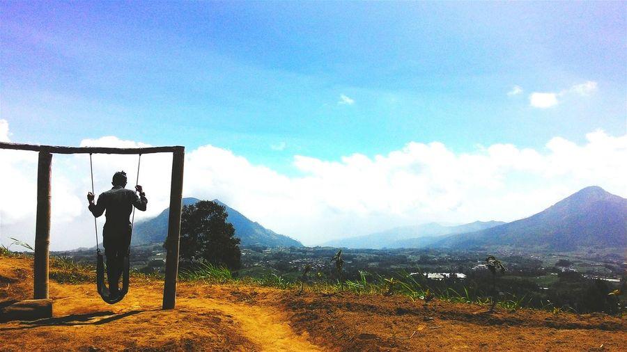 gondal-gandul Kopeng Exploresalatiga Cunthel Enjoying Life Hanging Out PhonePhotography Blue Sky Salatiga EyeEm Indonesia