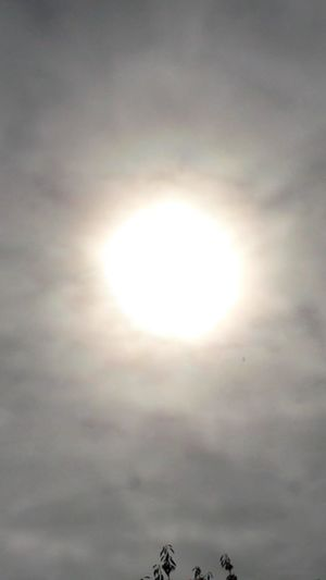Seattle sky Sun