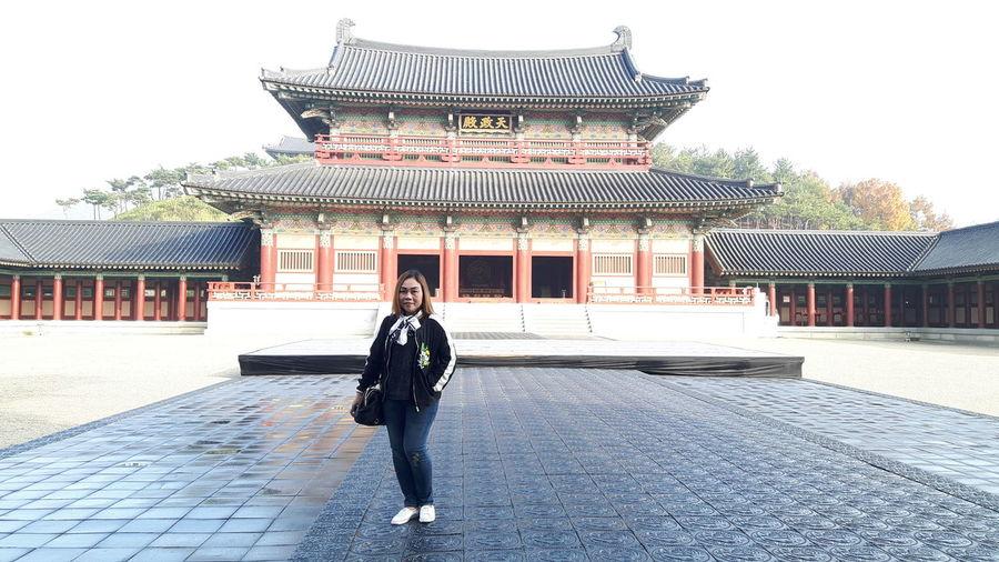Nanzy in korea