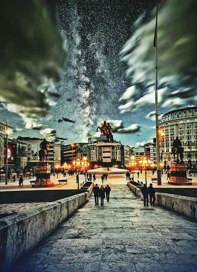 City macedonia