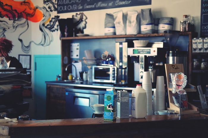Coffee Time... Counter Coffee Coffee Break Coffeeshop EyeEm Selects Business Finance And Industry
