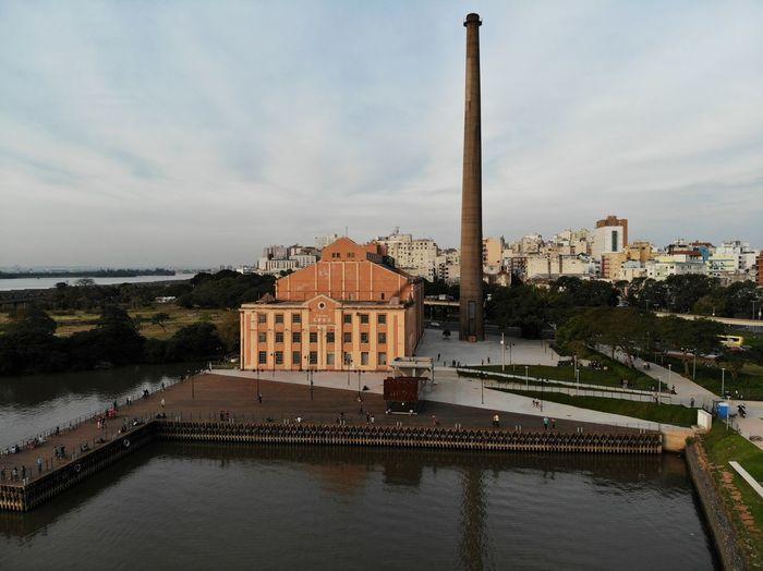 Guaiba Porto Alegre Architecture Building Exterior Gasometro Usina Do Gasometro Usinadogasometro The Architect - 2018 EyeEm Awards