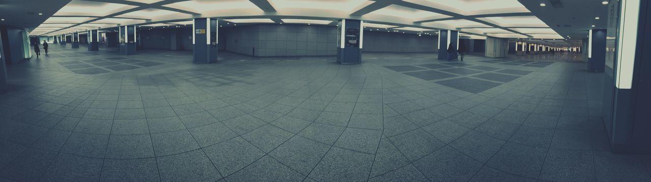 東京駅地下