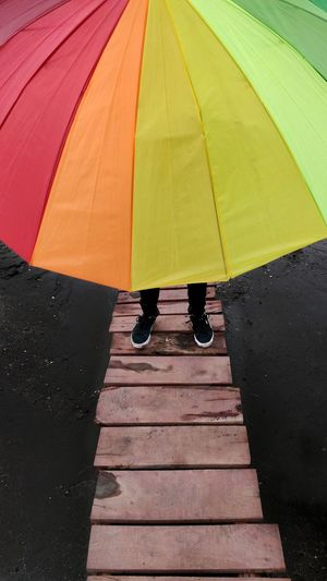 love is love 🌈 Women Umbrella Monsoon Human Foot Human Toe Sole Of Foot Love Is Love