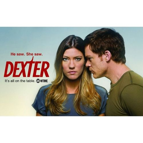 I forgot how much I loved this series. Seasons 1-4 were prolly the best and s5-6 were okay. Now I am nearing the end of season 7 and I swear this has rekindled my fire for Dexter Morgan... I knew the series has ended but what I didn't was how it did... And stupid me, I accidentally read a freaking spoiler (I'm not the type who enjoys them spoilers). Although I haven't seen it nor have I fully read on the ending, I kinda get why ppl got disappointed with the ending. Like, are you fucking serious?!?!? YOU CAN'T JUST KILL DEXTER FCKING MORGAN!!! I HATE THE WORLD RIGHT NOW. Hadtoletitout Dexter FckIt