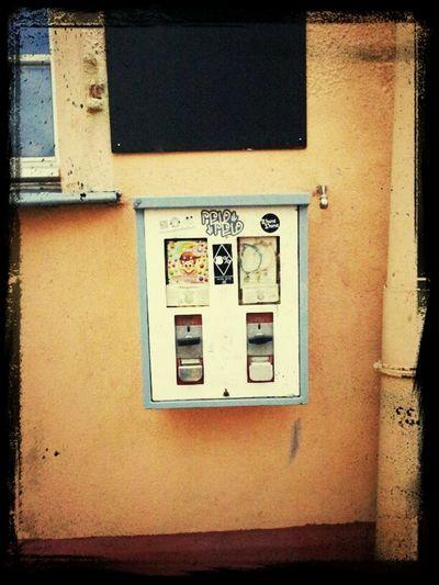 Kaugummiautomaten Gumball Machines