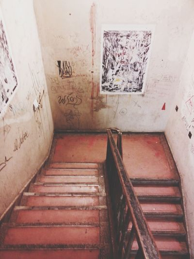 Berghain Staircase Streetphotography Stairs