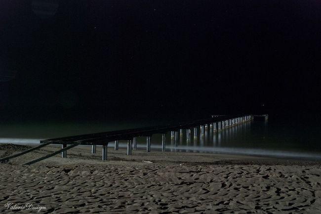 Valeriedesign Night Silence Sea