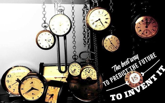 Time Cloock Oldtimer