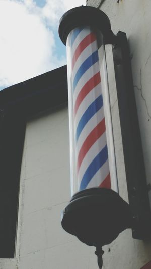 Barber Sign Barber Pole