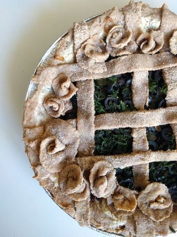 Vegan Spinachtart Tastyvegan Veganrecipes Dairyfree Soyfree Spinach Food Tastyfood Fashionfood Nature_collection Nature Pie Close-up Carving - Craft Product Sculpture Art And Craft Art Female Likeness ArtWork