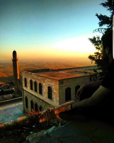 Architecture Sky Mardin Sokakları Photography Themes Mardingezi Togetherness Day History Travel Destinations Mardinweddingphotography Mardintravel Mardintanıtım People Architecture City First Eyeem Photo Postcard Water Building Exterior No People Built Structure Outdoors Tree Politics And Government