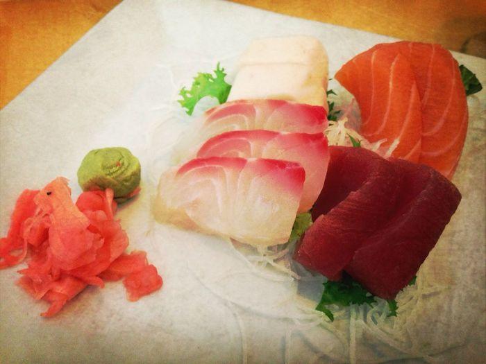 Sushi Foodporn Sashimi