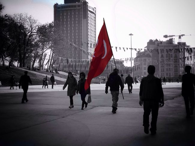 Istanbul today. Y's Travel Photo Diary Day14