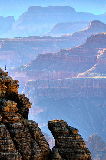 Dimensions and proportions - grand canyon