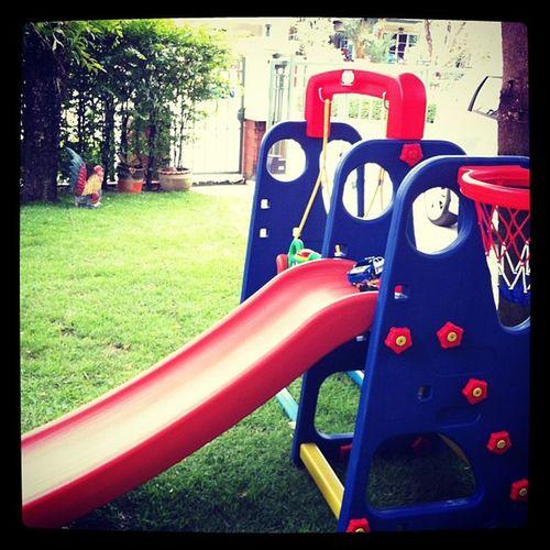 Playground @ home