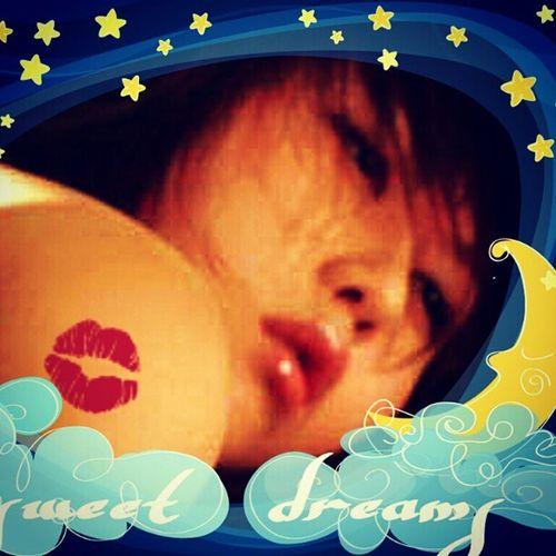 Sweet dreams ...