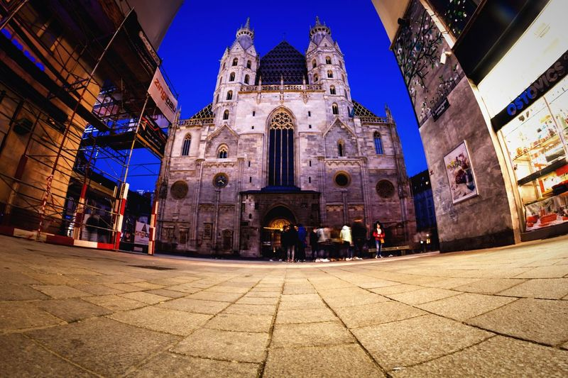 Architecture Cathedral The Architect - 2015 EyeEm Awards Getting Inspired Night Open Edit