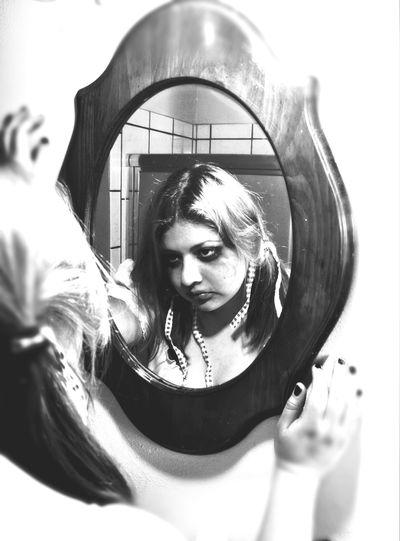 Digitalphotography Dark Hotmess  Dorothy Filter Photoshop Black & White Under The Rainbow