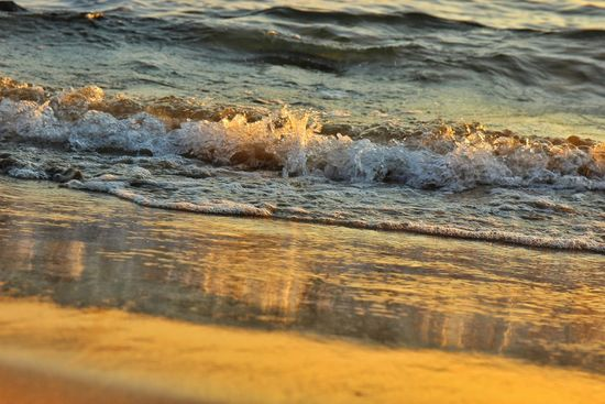 Beach, sand & wave Croatia Water Outdoors Reflection Nature No People Day Beauty In Nature Beach Sea Wave Close-up