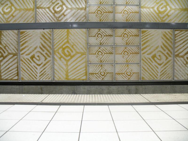 Backgrounds Design God's Eye Indoors  Los Ángeles Modern Pattern Pieces Subway Platform