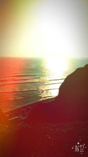 Sunset 🌅 Nature Water First Eyeem Photo