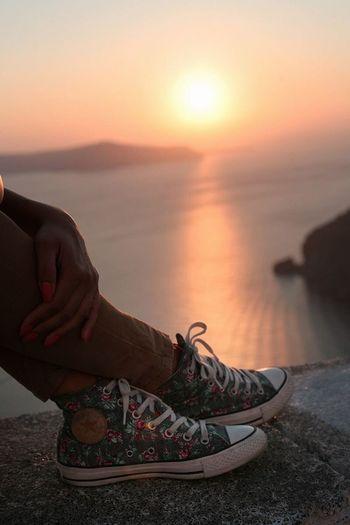 Converse Fashion Sunset Sun Sunshine Cool Nice Pic Art Beautiful Sweet Holiday Sea Sexyman Manzara Traveling Bilginseyler Nice Day Passenger Longway Türkiye Izmir