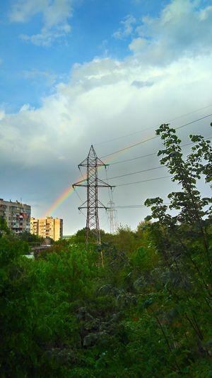 Rainbow at