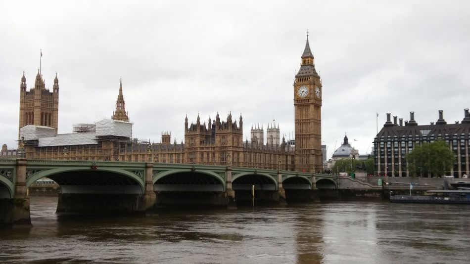 Big Ben City Travel Destinations Cultures Bridge - Man Made Structure Clock Tower Architecture Politics And Government River Sky Government Outdoors Clock Cityscape Time Victorian Style Day No People Clock Face Minute Hand