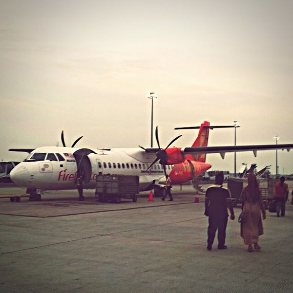 Traveling Holiday Randomphoto KualaNamuAirport Famtrip Firefly