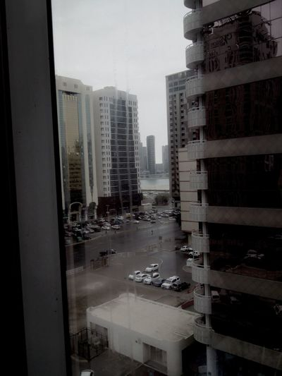 gloomy afternoon...