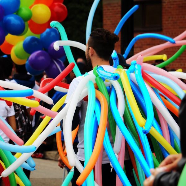 Multi Colored Indoors  Variation Large Group Of Objects Cable Close-up No People Day Lgbt Pride Place Of Heart The Photojournalist - 2017 EyeEm Awards The Street Photographer - 2017 EyeEm Awards Live For The Story This Is Queer