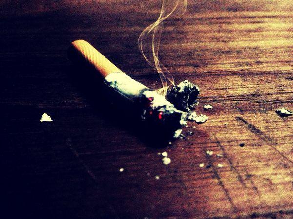 take a Cigarette Break & Smoke the Coffin Nails