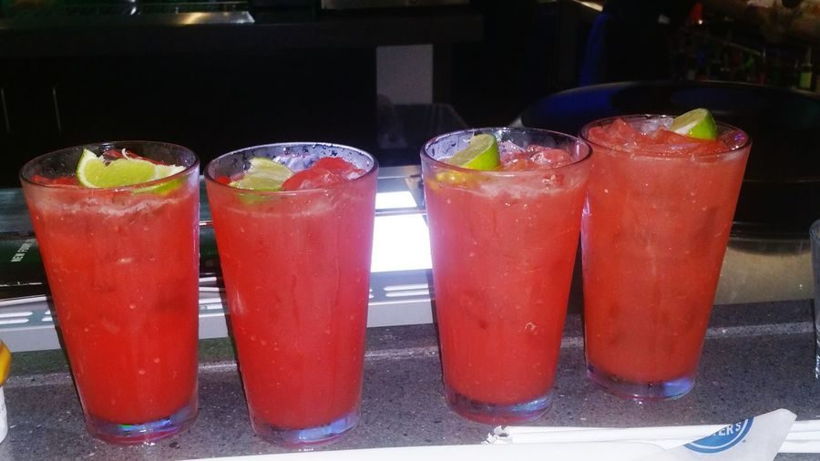 Red death drinks Red Alchohol fun nights