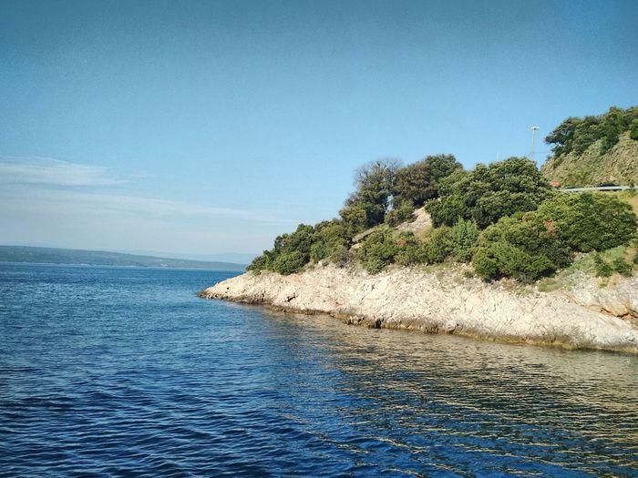 Isle coast No