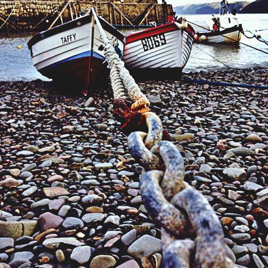 Clovelly  Devon SMrefugees IPhoneography