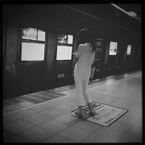 Hipstamatic Candid Blackandwhite Streetphoto_bw