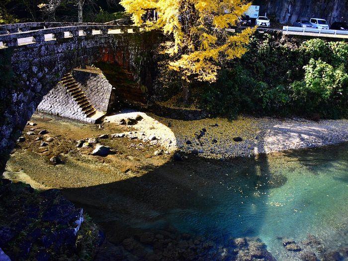 恋人の聖地は色んな所にありますネ😊 二俣橋 美里町 石橋 恋人の聖地 Nikon D7200 熊本