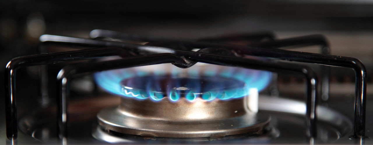 Gas stove Cooking Energy Supply Extras Flame Gas Gas Flame Gas Stove Kitchen Kitchen Utensils