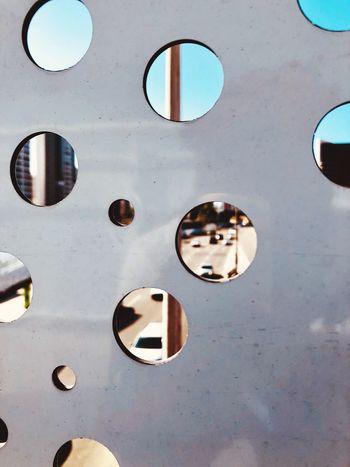Full Frame No People Geometric Shape Close-up Shape Circle Day