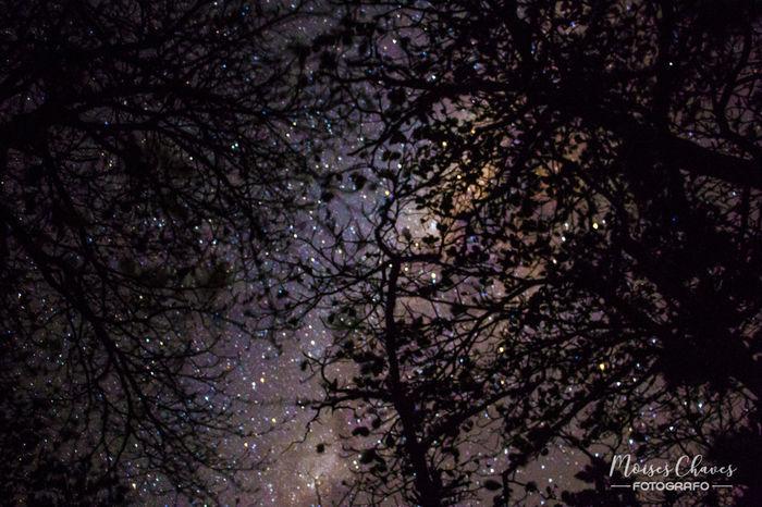 Star - Space Astronomy Night Galaxy Constellation Milky Way