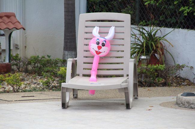 Bugs Bunny asoleandose