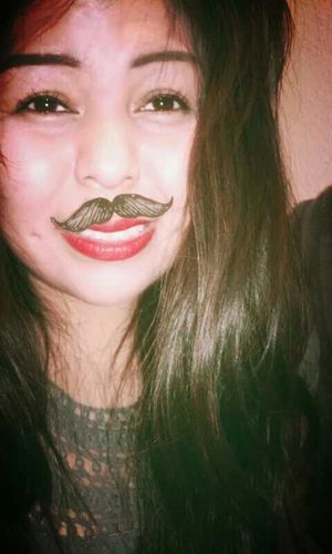 Photo 😍😘 Photooftheday Selfie✌ 📷 Best Shot Eyeem 😎✌👍👽 Filter Mustache♥ _love this picture.